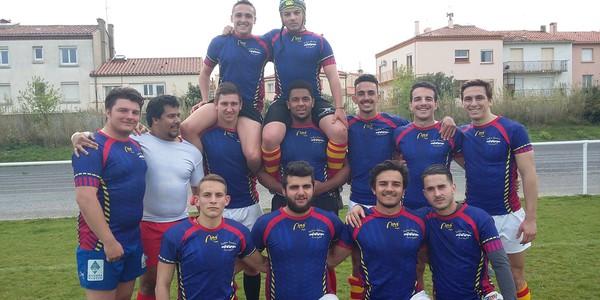 Champions académiques rugby à 13